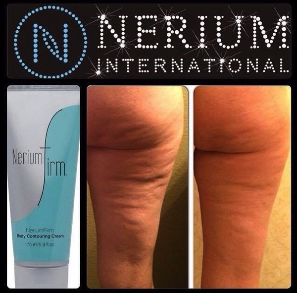 Cellulite B and A Nerium